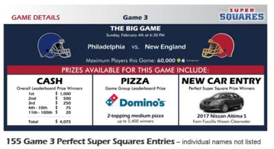 The Big Game | Beta Game 3 | Super Squares
