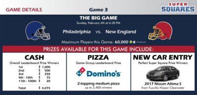 The Big Game | Super Squares Beta Game 3